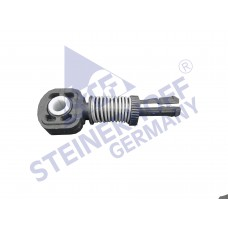 Cable, manual transmission For SKODA - 1J0711761B
